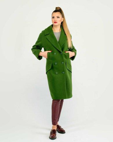 Пальто у Києві - купити за вигідними цінами на SvitStyle 71e8e3fc8c494