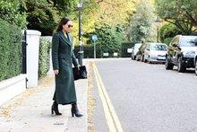 Пальто макси: 5 непревзойденных образов