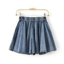 Джинсовая юбка: наиболее популярные модели сезона